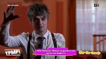 Pete Doherty : Retour en garde à vue pour le chanteur après avoir provoqué des violences à Paris