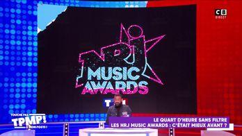 Les NRJ Music Awards : C'était mieux avant ?