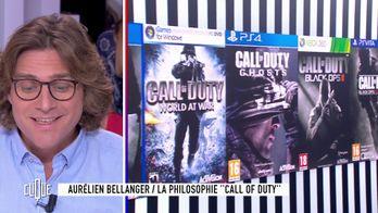 """Aurélien Bellanger : La philosophie """"Call of Duty"""""""