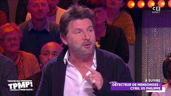 Philippe Lellouche raconte son infidélité