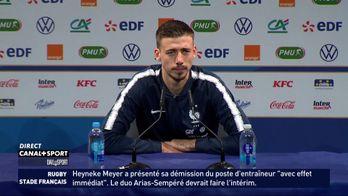 Clément Lenglet en conférence de presse : Barça, Barça Barça
