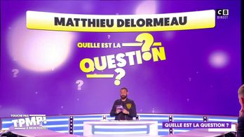 """Quelle est la question ?"" du 12 novembre"