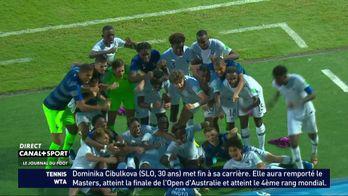 Le Brésil pour les Bleuets en demies