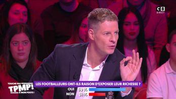 """Matthieu Delormeau : """"Exposer son argent comme le font les footballeurs est une honte"""""""