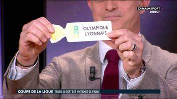Première affiche des 8èmes : Lyon - Toulouse