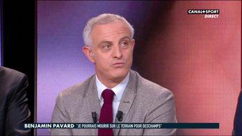 Alain Roche sur les qualités et les défauts de Pavard