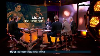 Les tops et les flops des consultants des recrues estivales de Ligue 1