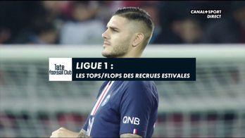 Ligue 1 : Les tops/flops des recrues estivales