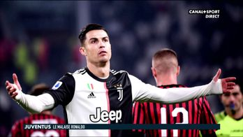Le malaise Ronaldo
