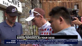 Bardet renonce au Tour 2020