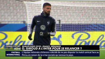 Giroud à l'Inter pour se relancer ?
