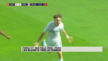 Mondial U17 : Les Bleuets très attendus