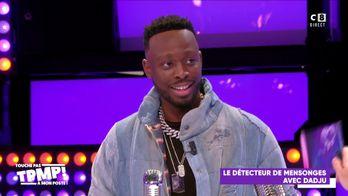 """Dadju avoue vouloir représenter la France un jour à l'Eurovision : """"J'aimerai bien qu'on gagne"""""""