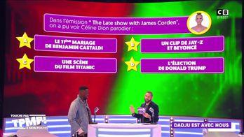 Dadju passe au détecteur de mensonges avec un questionnaire sur Céline Dion