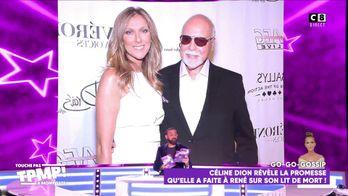 Dans une nouvelle chanson, Céline Dion fait une véritable déclaration d'amour à René