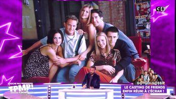 Friends : Le casting de Friends à nouveau réuni à l'écran !
