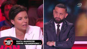 """Laurence Sailliet """"La marche contre l'islamophobie est contre la laïcité et la république"""""""