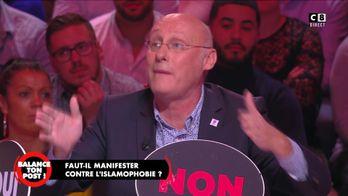 """Bernard Laporte : """"On ne peut pas faire une manifestation contre tout"""""""