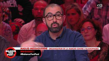 """Madjid Messaoudene : """"Je n'ai pas de leçon d'anti-racisme à recevoir"""""""