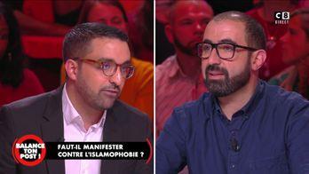 """Amine El Khatmi, président du Printemps Républicain : """"Notre pays protège les musulmans"""""""