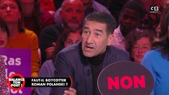"""Karim Zeribi au sujet de Roman Polanski : """"Il faut le juger ce mec"""""""