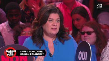 """Raquel Garrido s'exprime sur l'affaire Roman Polanski : """"Adèle Haenel a été extrêmement courageuse"""""""