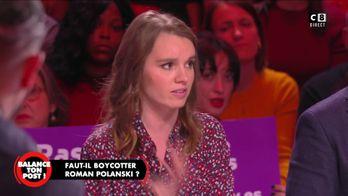 Anais, féministe explique pourquoi elle n'a jamais porté plainte après avoir été victime de viol