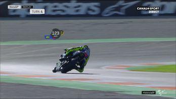 Focus sur la chute de Rossi