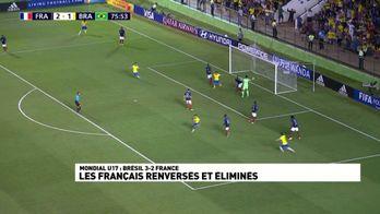 Mondial U17 : terrible désillusion pour les Bleuets