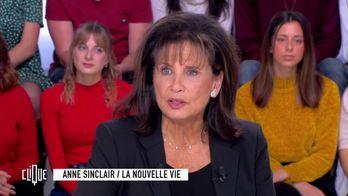 Anne Sinclair : La Nouvelle vie