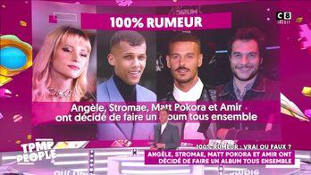 Ces stars qui ont décidé de faire une pause dans leur carrière : Angèle, Stromae, Matt Pokora
