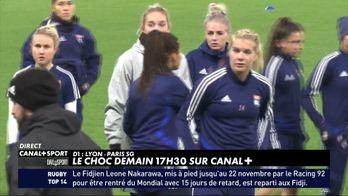 Les déclarations des coachs avant Lyon - Paris SG
