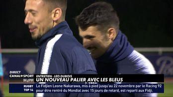 Léo Dubois, un nouveau palier avec les Bleus