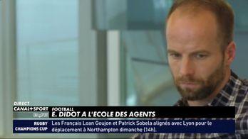 Étienne Didot à l'école des agents