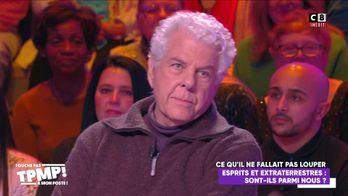 Jean-Claude Bourret raconte le jour où il a rencontré les extraterrestres