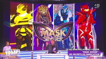 """""""Mask Singer"""" : Tout sur les secrets de fabrication de la nouvelle émission de TF1"""