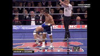 Les grands duels de boxe à Bercy