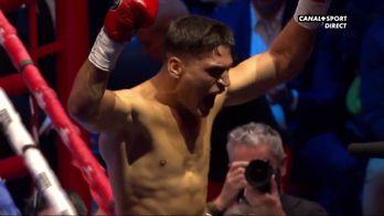 La victoire expéditive de Louis Toutin face à Bruno Sandoval