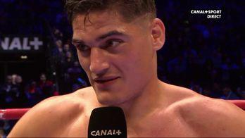 """Louis Toutin : """"J'ai travaillé très dur pour cette ceinture mondiale"""""""
