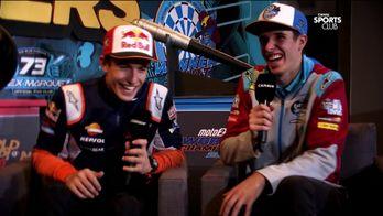 Alex et Marc Marquez - Frères 200