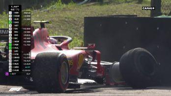 Catastrophe chez Ferrari