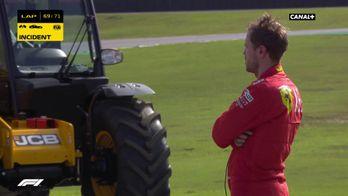 Vettel désabusé