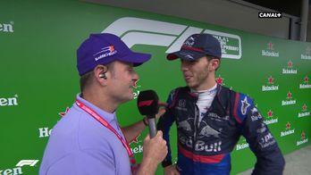 """Gasly : """"Je suis heureux pour Honda et Toro Rosso"""""""