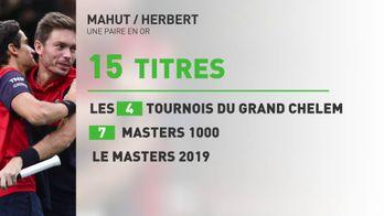Mahut/Herbert Maîtres du monde