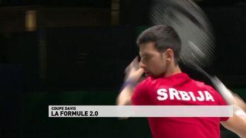 Mode d'emploi Davis Cup formule 2.0