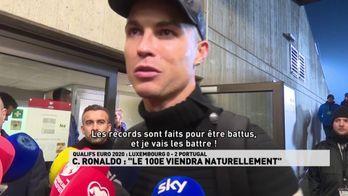 Ronaldo - A quand le 100ème but ?