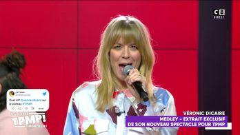 Véronic Dicaire : Medley exlusif de son nouveau spectacle !