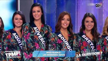 Miss France 2020 : les portraits des candidates dévoilés