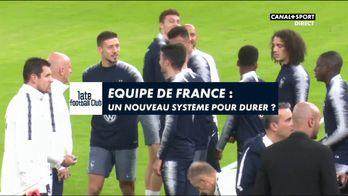 Équipe de France : Un nouveau système pour durer ?