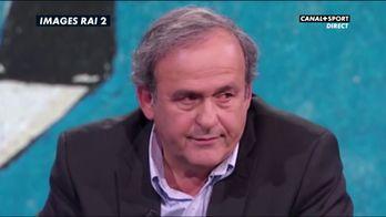 """La VAR, une """"belle m..."""" selon Michel Platini"""